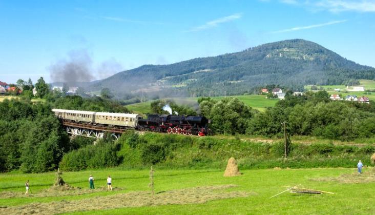 Jest umowa na rewitalizację linii do Zakopanego i łącznicę w Chabówce