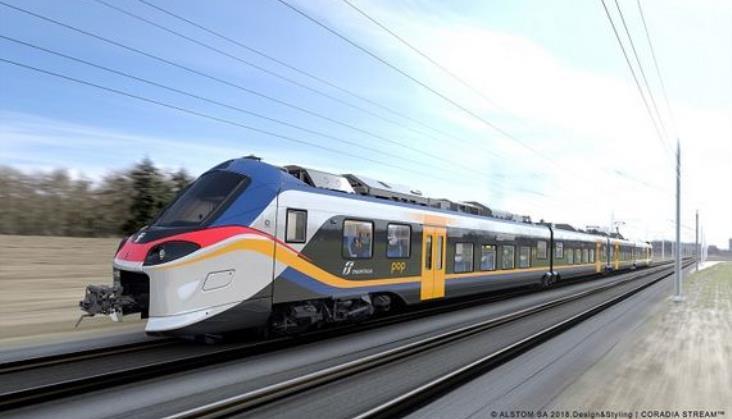 Alstom dostarczy 54 dodatkowe pociągi regionalne dla Trenitalii