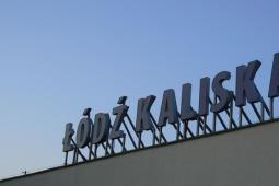 Łódzkie wzywa PLK do ukończenia Łodzi Kaliskiej