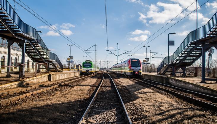 Łódź – Łowicz: Szereg remontów obiektów inżynieryjnych