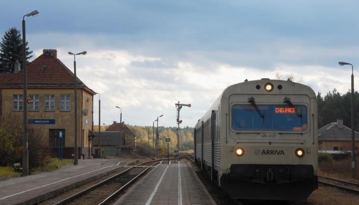 Bliżej elektryfikacji linii kolejowych w Borach Tucholskich