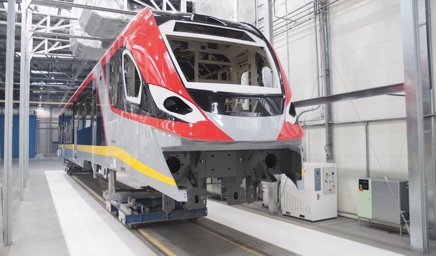 Pierwsze pociągi Impuls już w barwach ŁKA [zdjęcia]