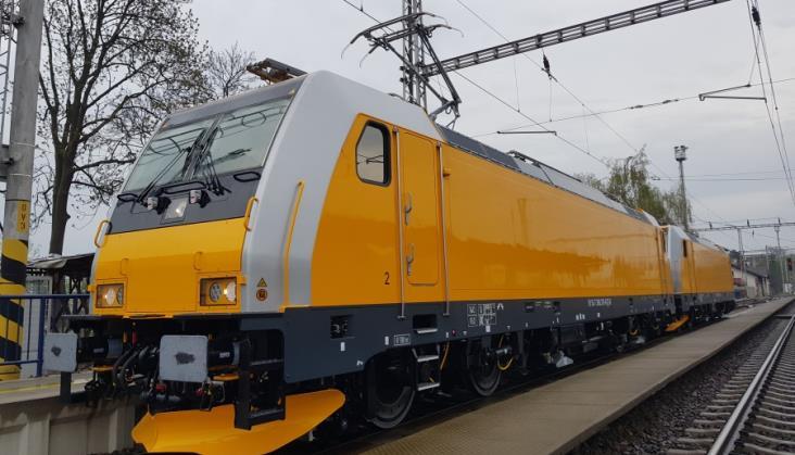 Nowe Traxxy dla Regiojet już w Czechach. Na linie wyjadą w maju
