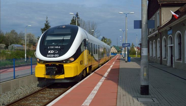Koleje Dolnośląskie jednak nie kupią spalinowych pojazdów Pesy