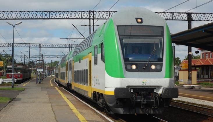 """Mimo modernizacji linii 405, pociąg """"Słoneczny"""" znów dotrze do Ustki"""