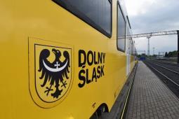 Rekordowe przyrosty pasażerów w Kolejach Dolnośląskich
