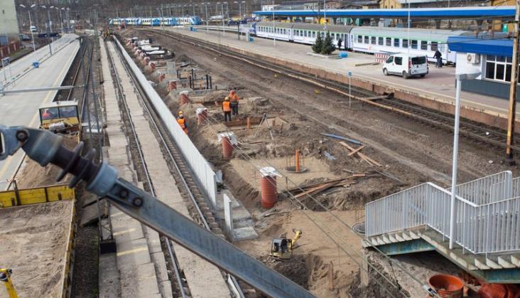Szczecin Główny podczas wielkiego remontu. Pasażerowie narzekają