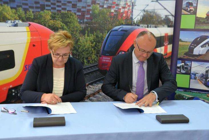 Pesa podpisała dużą umowę z SKM Warszawa. Będą Elfy 2 [wizualizacja]