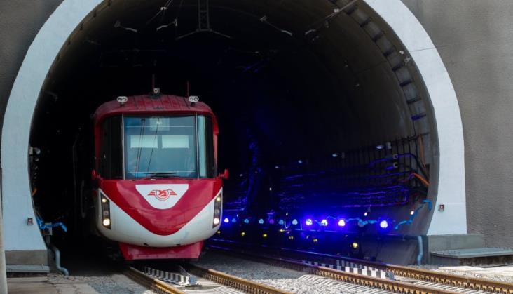 Nowy Tunel Beskidzki otwarty. Będzie wzrost eksportu koleją do państw UE