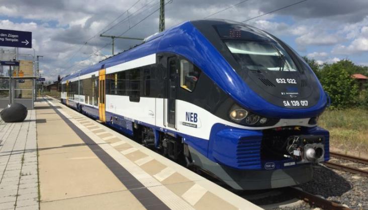 Polregio też chce jeździć z Wrocławia do Berlina. We współpracy z NEB