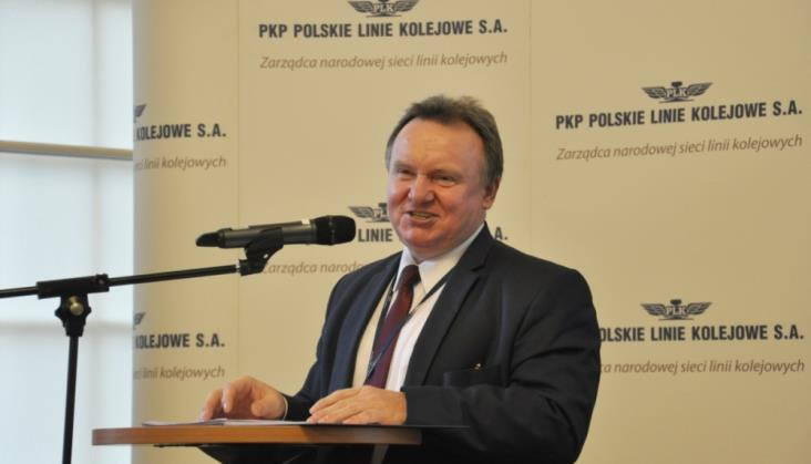 Ireneusz Merchel zostaje na stanowisku prezesa PKP PLK