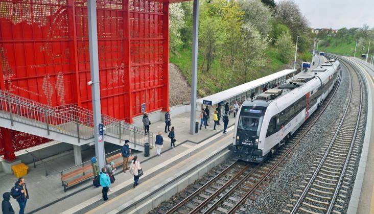 Będzie więcej pociągów na linii Pomorskiej Kolei Metropolitalnej
