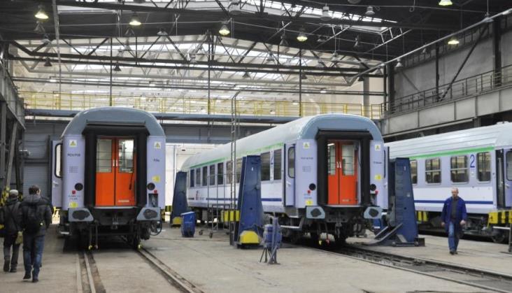 Udało się wybrać wykonawcę przeglądów P3 dla 45 wagonów PKP Intercity