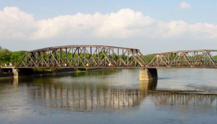 Niemcy chcą zbudować most kolejowy w Kostrzynie, ale sprawa utknęła w polskim ministerstwie