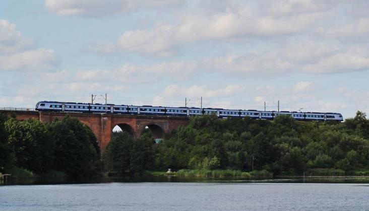 PKP IC: Połamany pantograf, odwołane cztery pociągi