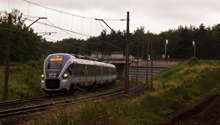 IC dalej sprzedaje bilety na pociąg widmo, a objazdy potrwają jeszcze miesiąc