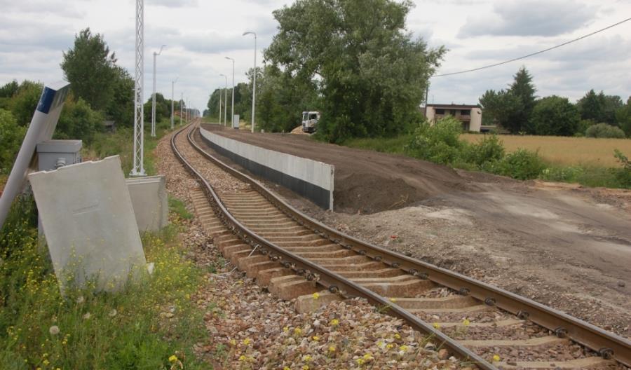 Trwają prace między Lublinem a Kraśnikiem