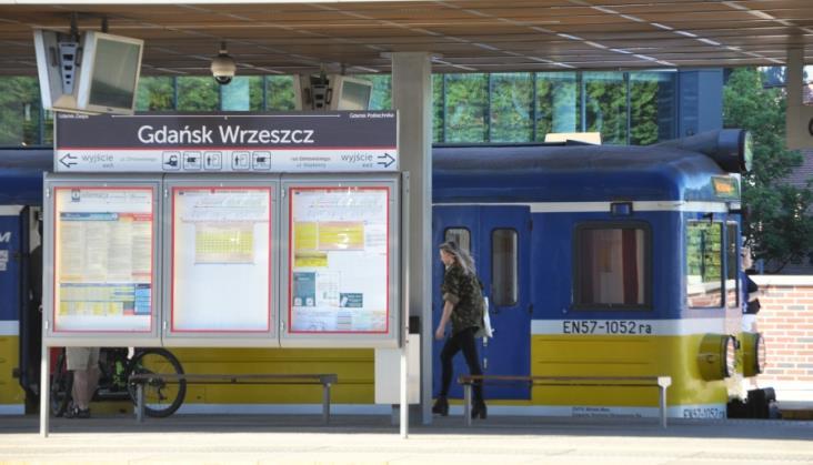 Pomorskie wprowadza specjalny kolejowy karnet na Open'er Festival 2018