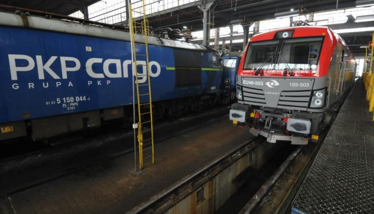 PKP Cargo wozi więcej ładunków
