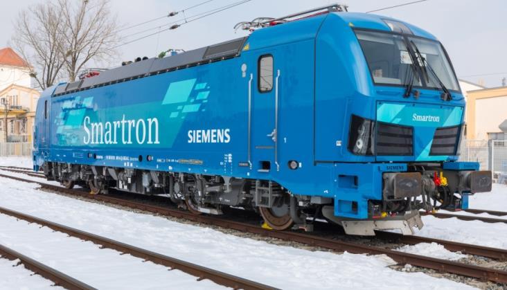 Siemens podpisał pierwszy kontrakt na dostawę lokomotyw Smartron