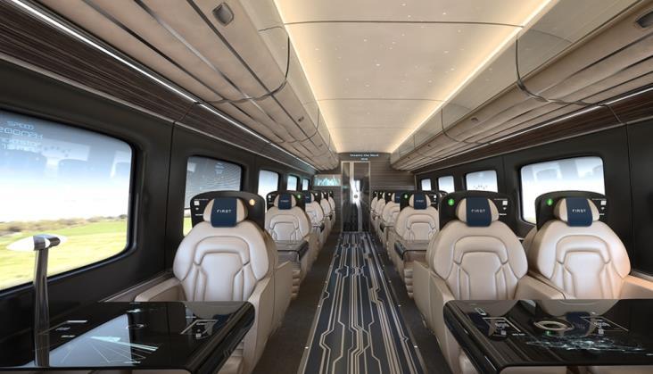 Hitachi i Bombardier razem chcą zbudować 54 pociągi dużych prędkości dla Anglii