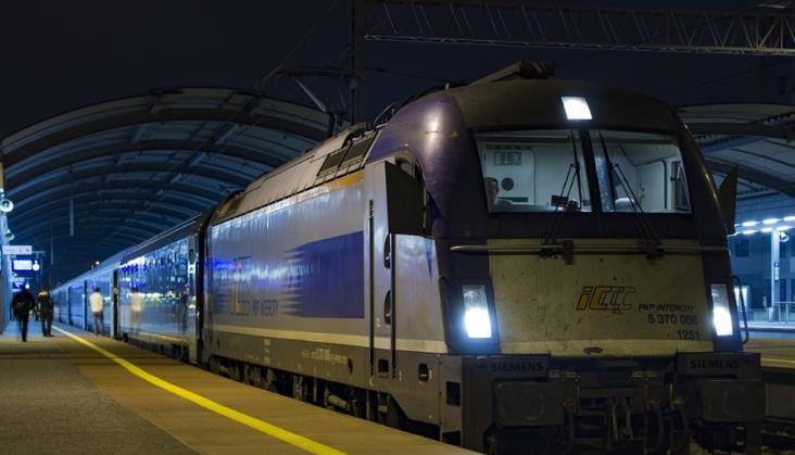 Na pociąg Chopin do Wiednia bilet kupimy już przez internet [aktualizacja]