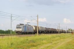 Średnia prędkość pociągów towarowych trochę wzrosła, ale dalej jest problemem