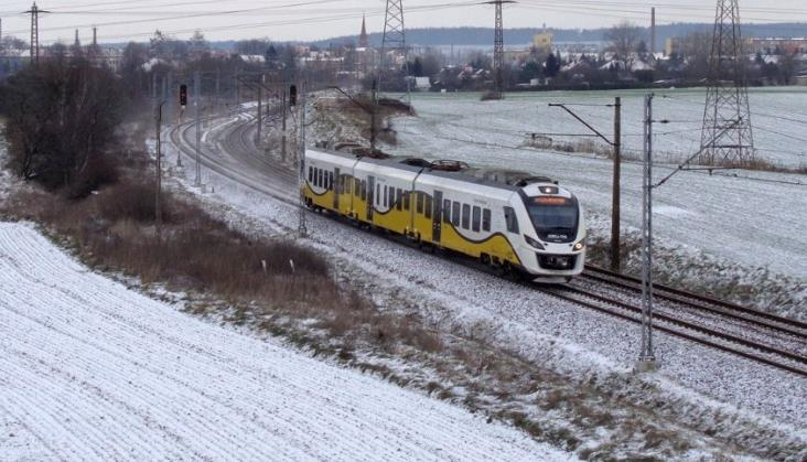 Koleje Dolnośląskie wydadzą pół miliarda na nowe pociągi. Jest przetarg