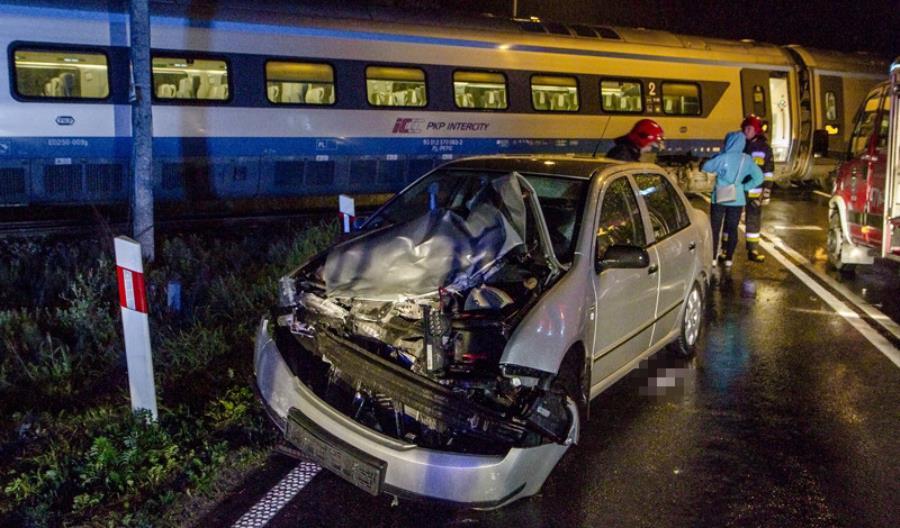 Cztery ED250 Pendolino wyłączone z ruchu po wypadkach [zdjęcia]