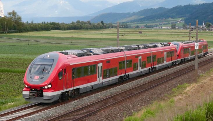 Trójczłonowy Link dla DB Regio z niemiecką homologacją