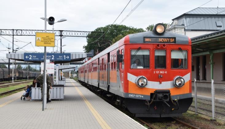 Stan techniczny pociągu sprawdzi tylko rewident taboru?