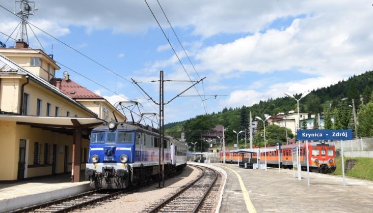 UTK przygotował sprawozdanie z funkcjonowania rynku kolejowego w 2017 r.