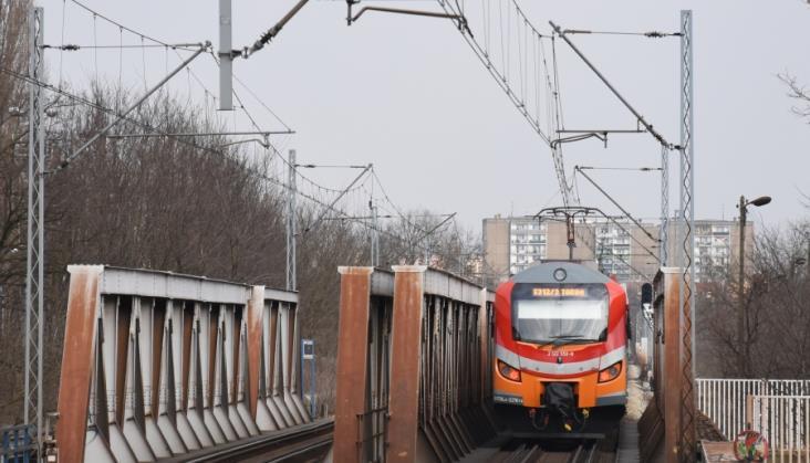 Poznań chce, by pociągi regionalne pojechały towarową obwodnicą kolejową