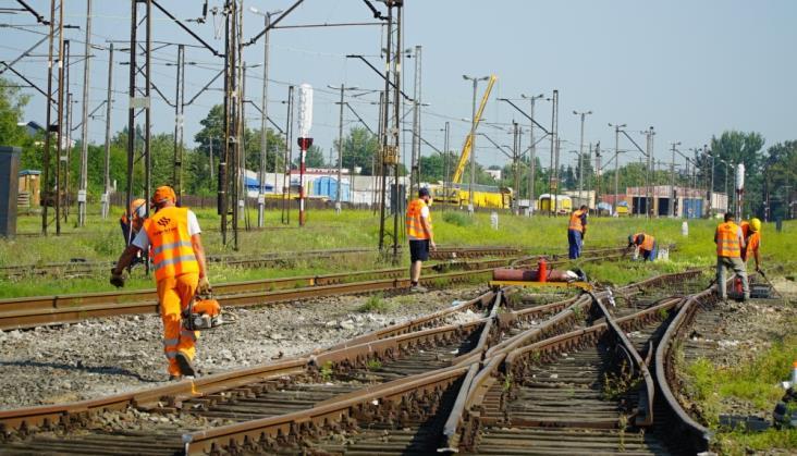 Ruszyła przebudowa stacji Rzeszów Główny