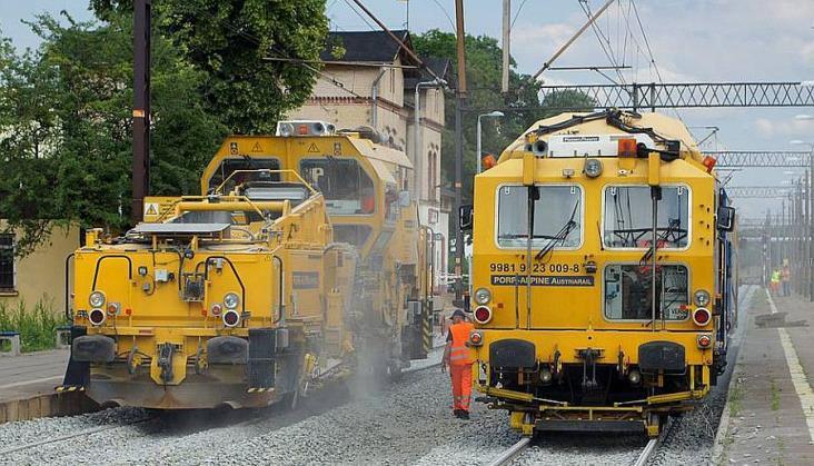 Porr zmodernizuje linie kolejową z Oświęcimia do Czechowic-Dziedzic