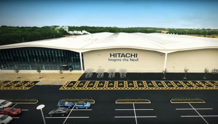 Hitachi powiększa fabrykę w Wielkiej Brytanii
