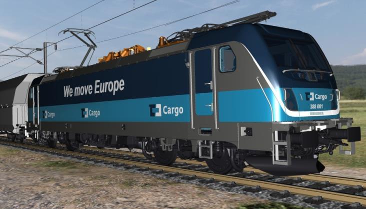 Bombardier dostarczy 50 lokomotyw Traxx MS3 dla ČD Cargo