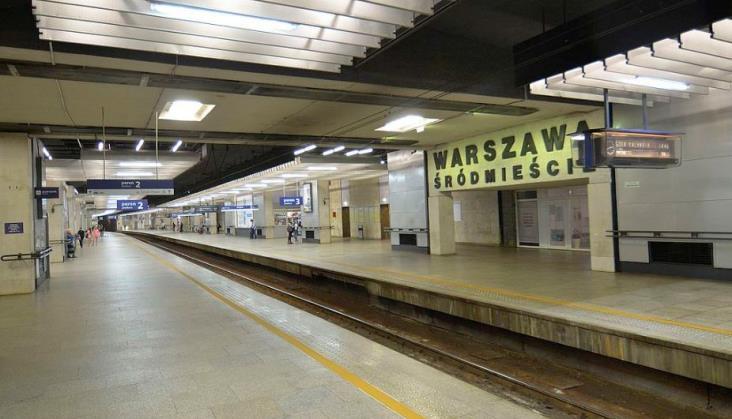 Na dworcu Warszawa Śródmieście urodziło się dziecko