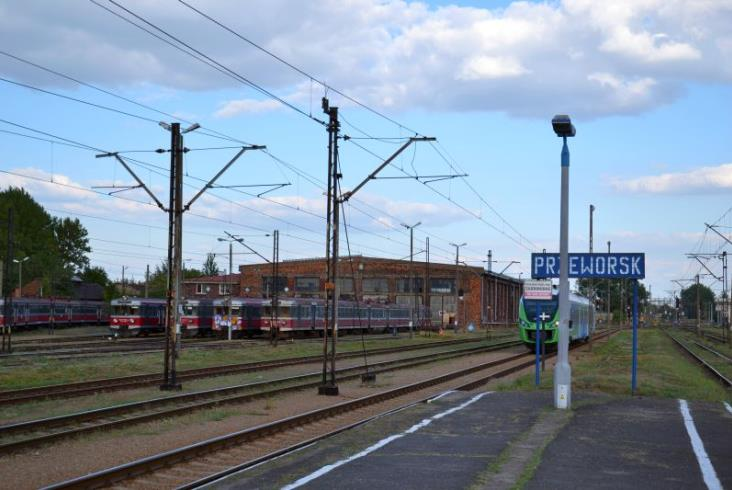 E30: Stacja Radymno do modernizacji