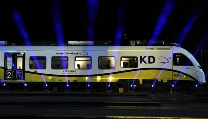 Będzie kolejny przetarg na spalinowe i elektryczne pociągi dla Kolei Dolnośląskich