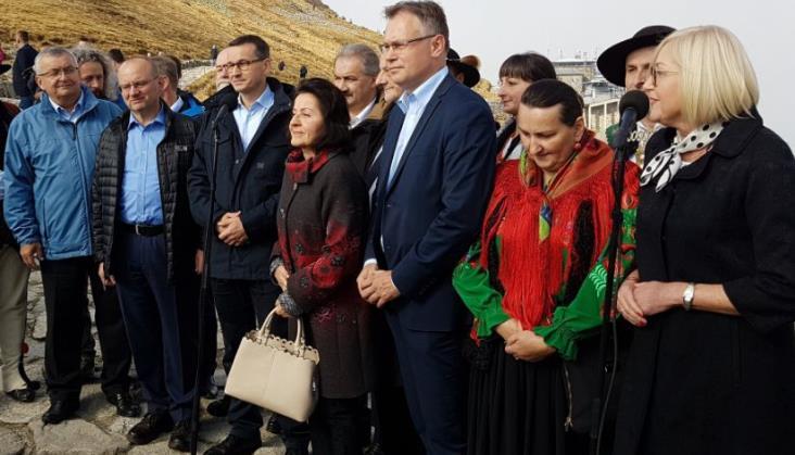 Premier na Kasprowym: Odkupujemy PKL po bardzo dobrej cenie