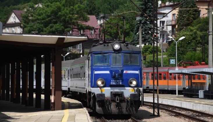 PKP Intercity wysyła EU07 i EP07 na przeglądy i drobne modernizacje