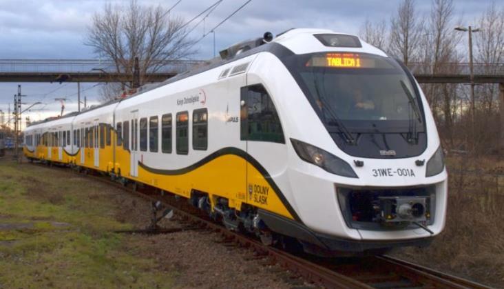 Jest nowy przetarg na pociągi dla Kolei Dolnośląskich