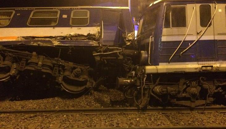 Lokomotywa PKP Intercity z wypadku w Smętowie zezłomowana