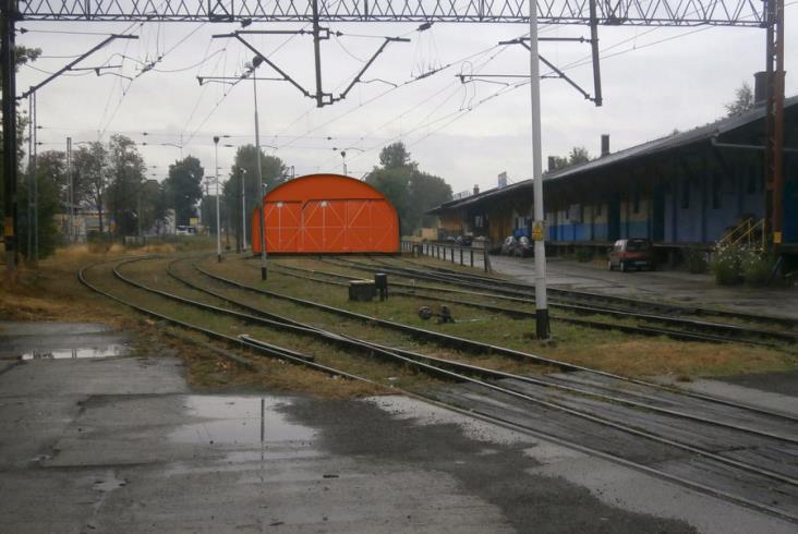 Koleje Małopolskie mają grunt pod halę obsługową. Bez pomocy PKP SA