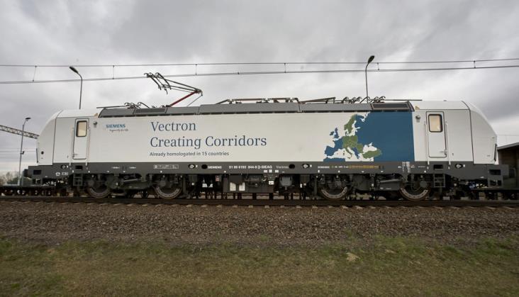 Siemens Mobility: Intermodal otwarty na lokomotywy