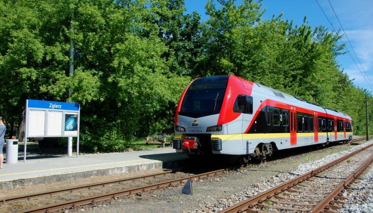 Łódzkie chce zakontraktować przewozy kolejowe do 2030 r.