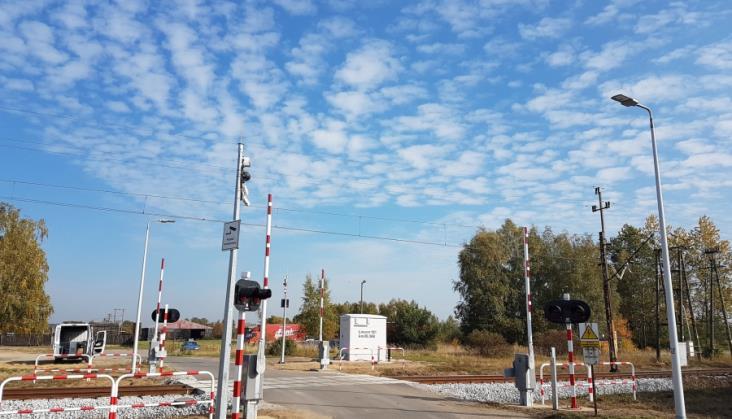 Trwa przebudowa przejazdów kolejowo-drogowych na Śląsku