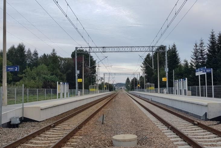 PKP PLK zakończyła prace na odcinku Bielsko-Biała Lipnik – Wilkowice Bystra [zdjęcia]