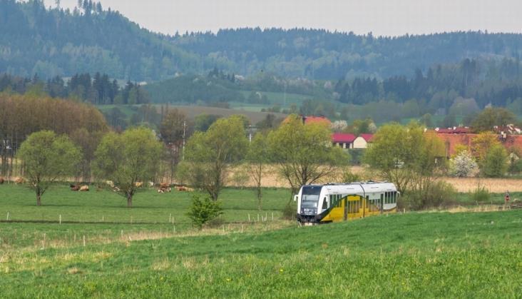 Rozkład jazdy 2018/19 na Dolnym Śląsku. Ruszają pociągi Sędzisław - Královec